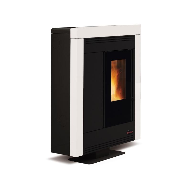 poele a pellet pas chere en italie finest occasion pole pellets kw wels hall noir duoccasion. Black Bedroom Furniture Sets. Home Design Ideas