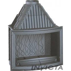 Foyer à bois Invicta 800 Panoramique