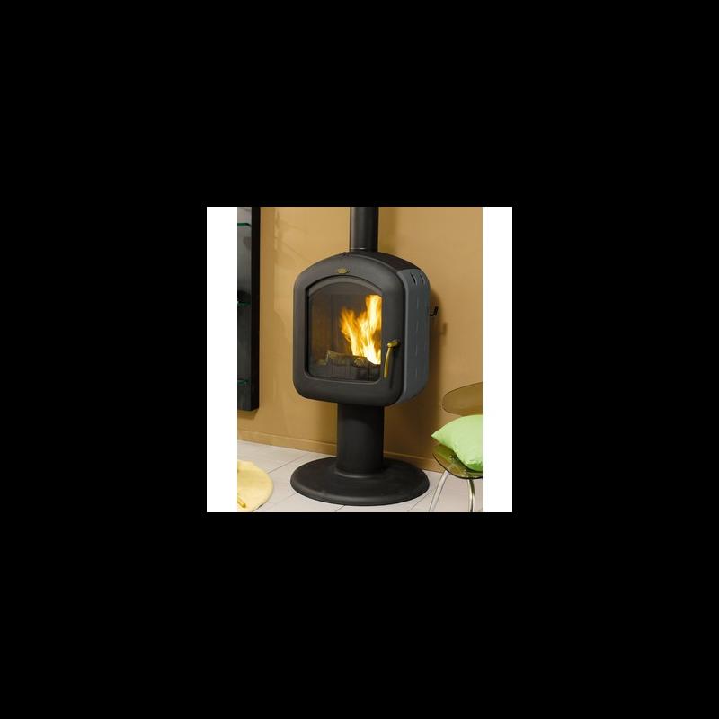 poele a bois cylindrique id e int ressante pour la. Black Bedroom Furniture Sets. Home Design Ideas