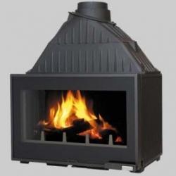 Foyer insert à bois Godin 660136