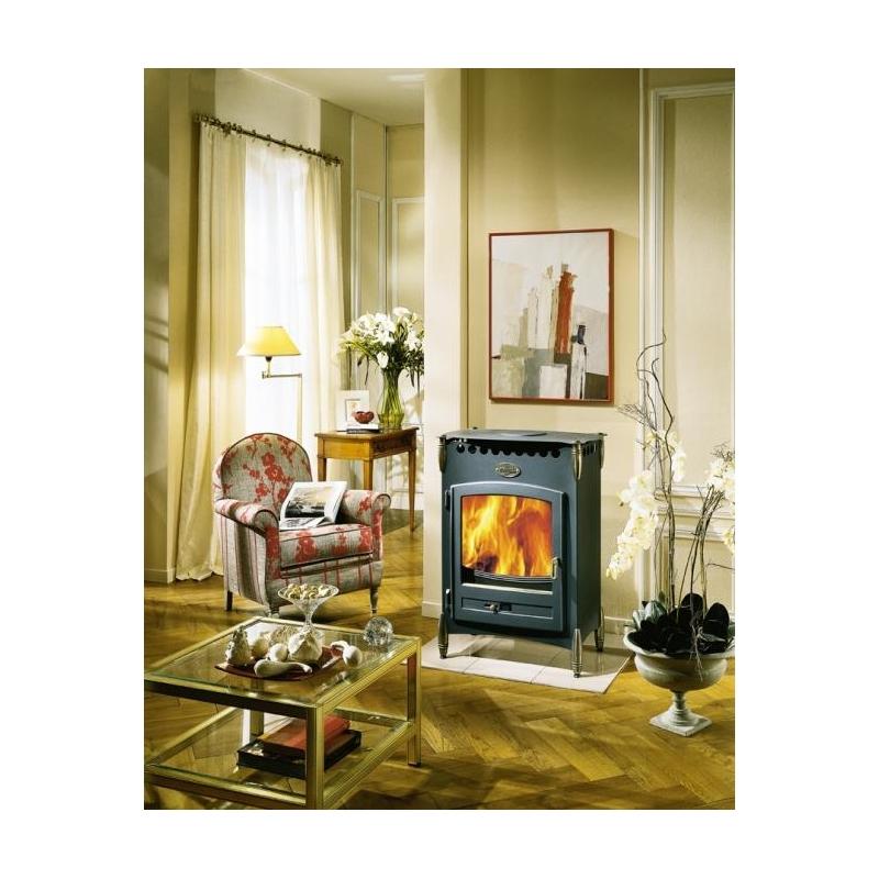 cliquez ici pour le meilleur prix sur le po le bois godin cervalou. Black Bedroom Furniture Sets. Home Design Ideas