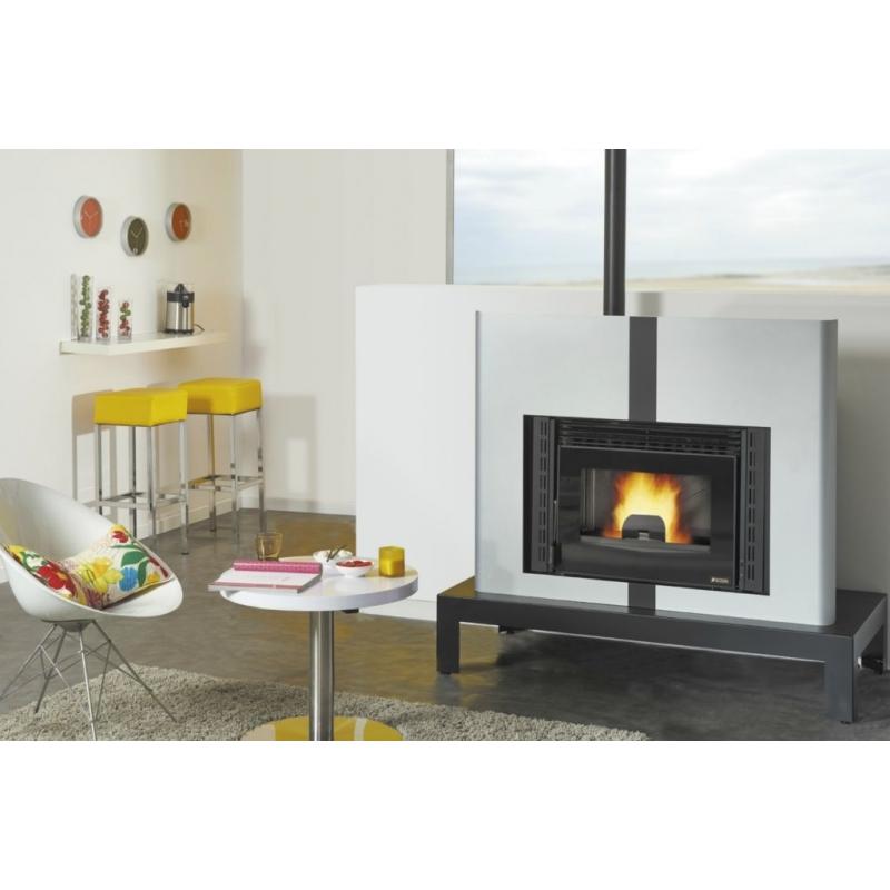 po le granul s godin courtine ambiance chaleur 26 07. Black Bedroom Furniture Sets. Home Design Ideas