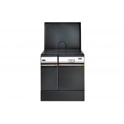 cuisinière à bois godin l'arpège 230157