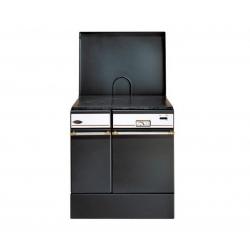 cuisinière à bois godin l'arpège 230153