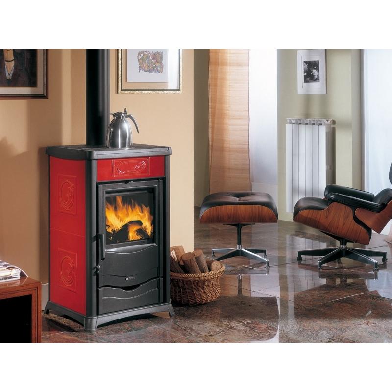 po le bois nordica termo rossella plus sur po le et ambiance. Black Bedroom Furniture Sets. Home Design Ideas