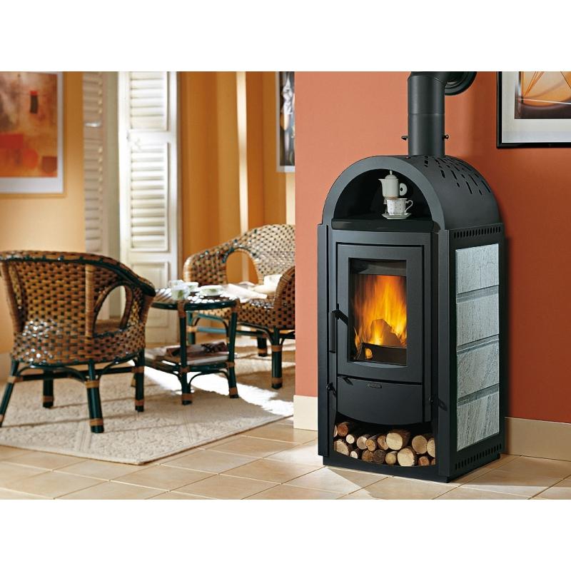 po le bois nordica isotta thermo dsa sur po le et ambiance. Black Bedroom Furniture Sets. Home Design Ideas
