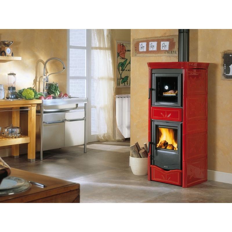 po le bois nordica termo nicoletta forno dsa sur po le. Black Bedroom Furniture Sets. Home Design Ideas