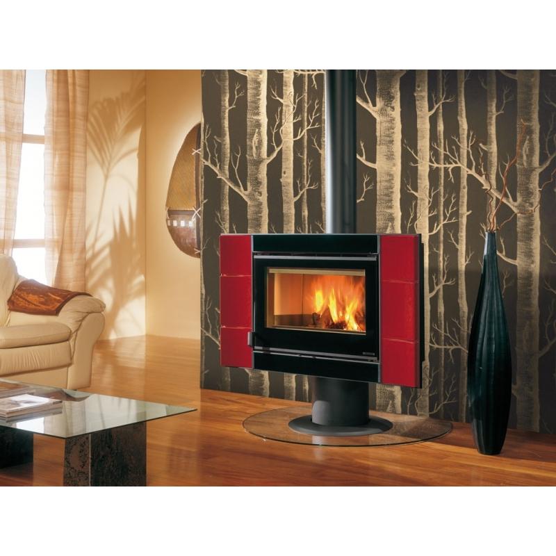 po le bois nordica carillon 16 9 evo acheter du po le. Black Bedroom Furniture Sets. Home Design Ideas