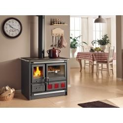 cuisinière à bois nordica rosa xxl