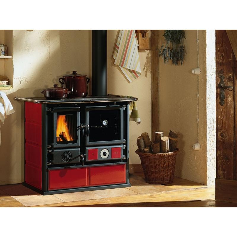 cuisini re bois nordica norma termo bouilleur rosa dsa prenez la. Black Bedroom Furniture Sets. Home Design Ideas
