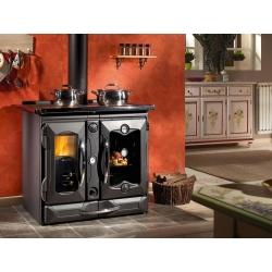 cuisinière à bois nordica thermo suprema compact dsa