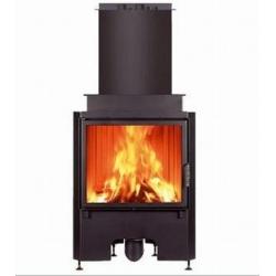 Foyer à bois Edilkamin Thermo-cheminée