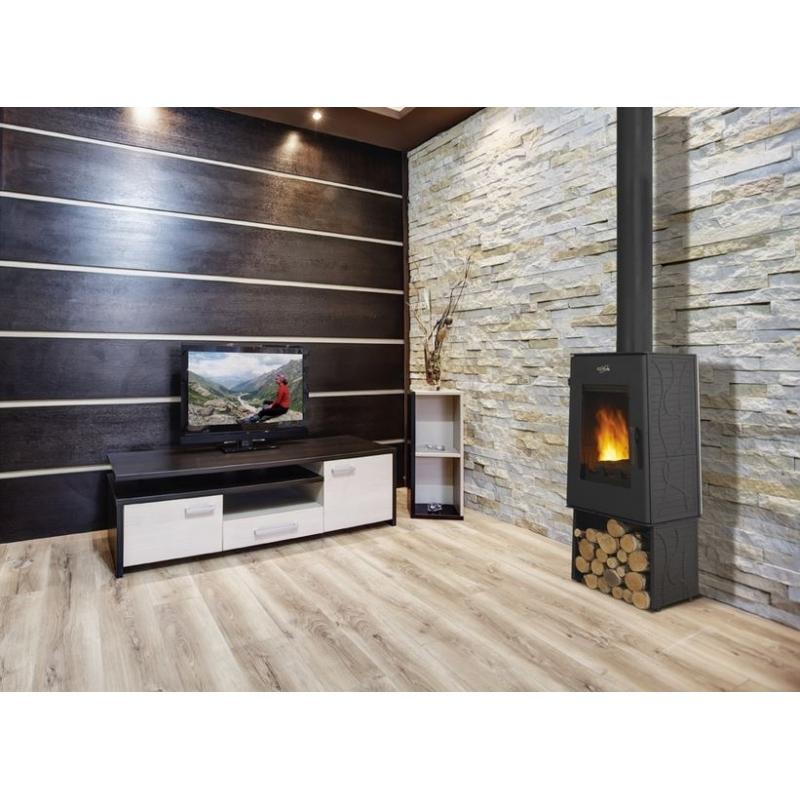meilleur prix sur ce po le bois godin ternoise cliquez ici. Black Bedroom Furniture Sets. Home Design Ideas