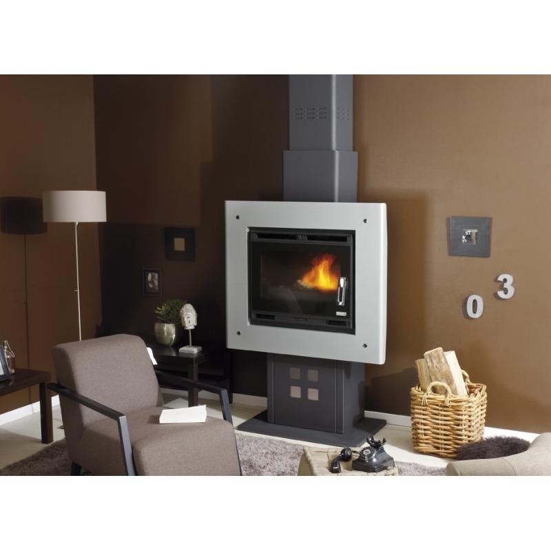 poele a bois godin borneo obtenez des id es de design int ressantes en utilisant. Black Bedroom Furniture Sets. Home Design Ideas