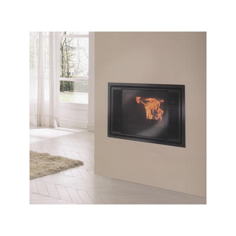 insert a granule avec de chaleur cool le conduit changeur triple paroi de la gamme pgi pour. Black Bedroom Furniture Sets. Home Design Ideas