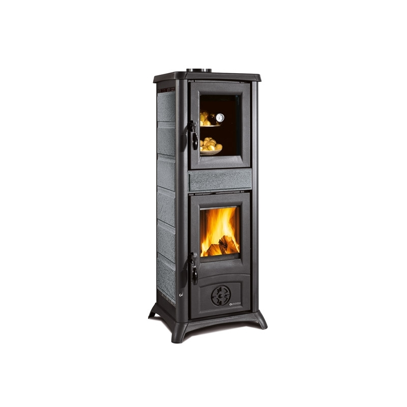 d couvrez le po le bois nordica gemma forno sur po le et ambiance. Black Bedroom Furniture Sets. Home Design Ideas