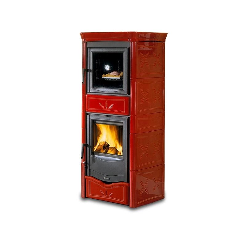 po le bois nordica nicoletta forno sur le po le et ambiance. Black Bedroom Furniture Sets. Home Design Ideas