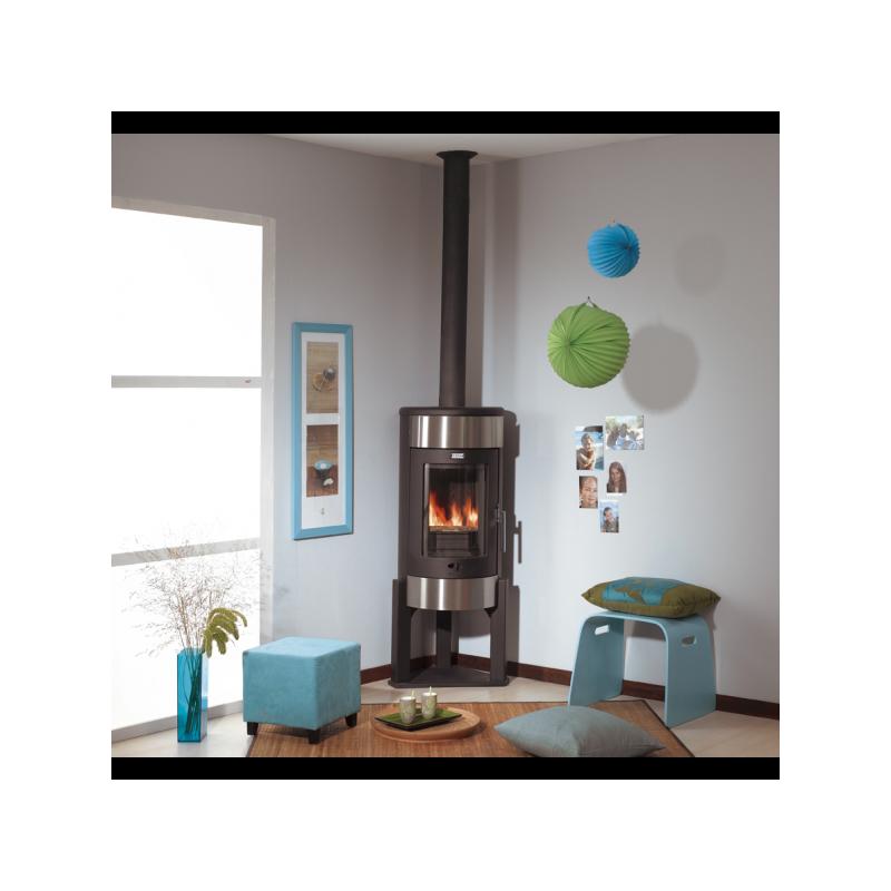 po le bois godin bermudes d 39 angle achetez votre po le. Black Bedroom Furniture Sets. Home Design Ideas