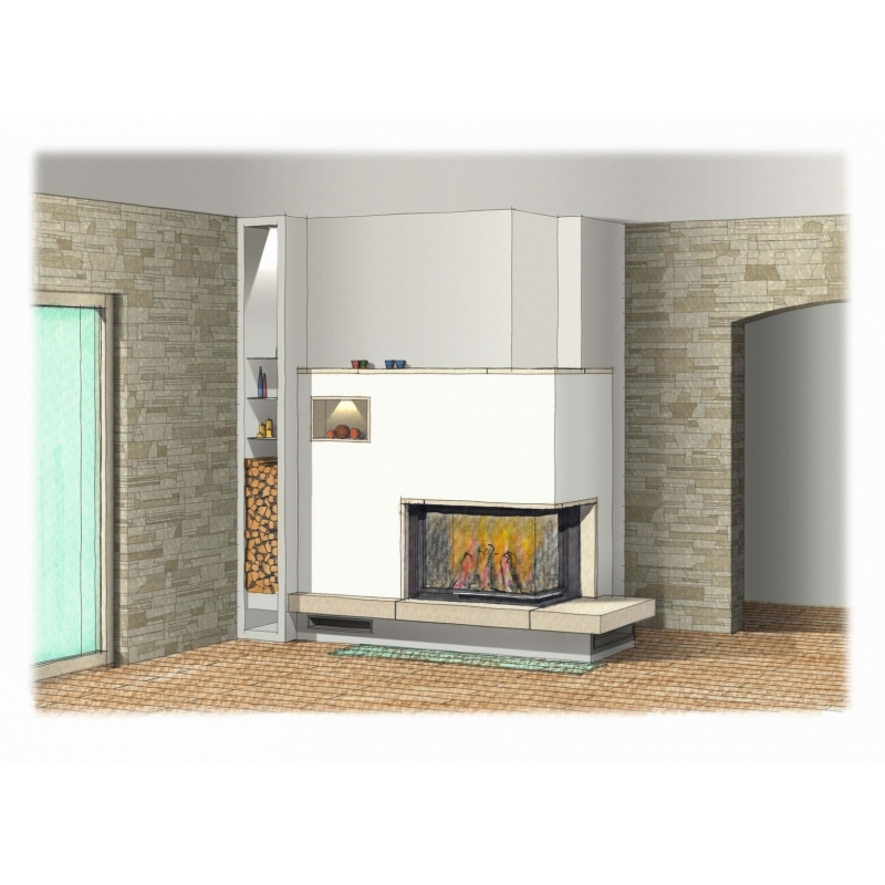 chemin e sur mesure confectionn vous votre propre chemin e sur mesure. Black Bedroom Furniture Sets. Home Design Ideas