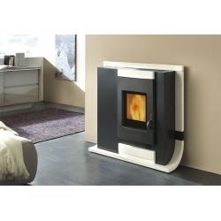 profitez de la qualit et du design des po les granul s edilkamin po le ambiance. Black Bedroom Furniture Sets. Home Design Ideas