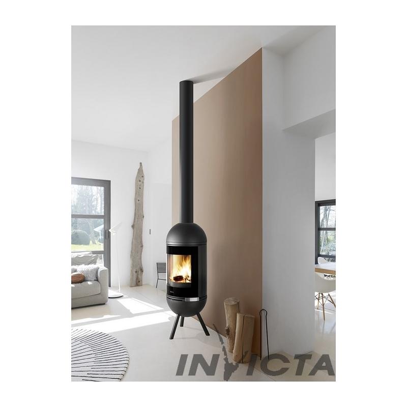 poele a bois etanche invicta. Black Bedroom Furniture Sets. Home Design Ideas