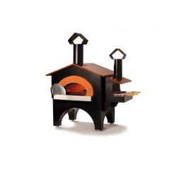 Four à bois Alfa Pizza FIESTA BARBECUE