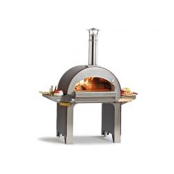 Four à bois Alfa Pizza 4 PIZZE