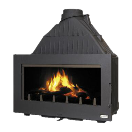 foyer insert bois godin 660138 acheter le foyer insert bois godin. Black Bedroom Furniture Sets. Home Design Ideas