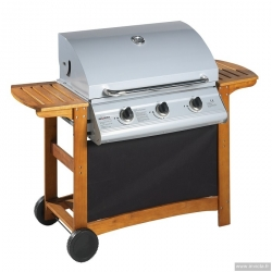 Barbecue gaz Invicta PORTLAND