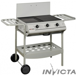 Barbecue gaz Invicta Campbell