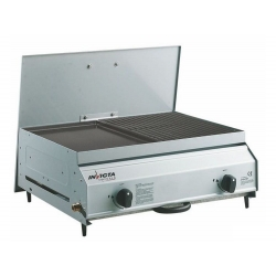 Barbecue gaz SIMBEL MIXTE
