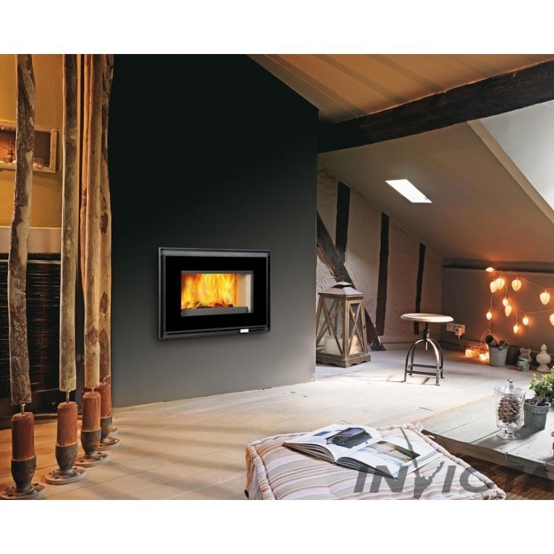 Foyer bois bbc invicta 900 air control offrez vous le for Foyer interieur bois