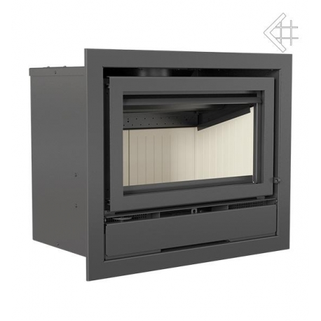 Foyer ferm acier bestflam 52 faite acquisition de ce for Foyer exterieur acier