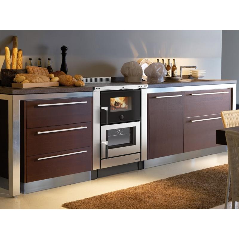 cuisini re bois encastrable nordica vicenza prenez. Black Bedroom Furniture Sets. Home Design Ideas