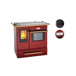 cuisinière à bois deville balsamine