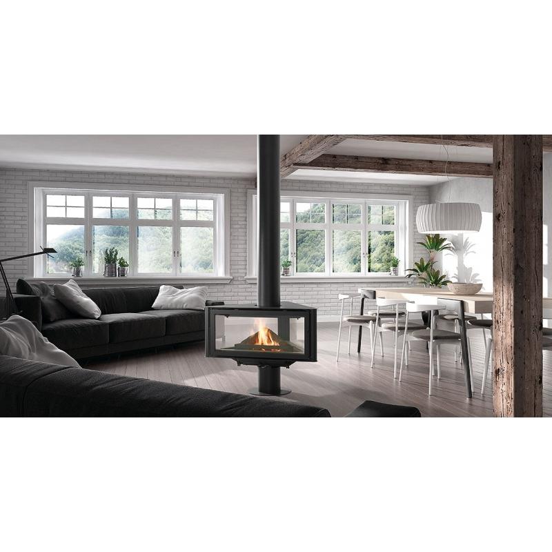 meilleur prix sur chemin e m tallique rocal born sur po le. Black Bedroom Furniture Sets. Home Design Ideas