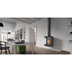 chemin es m talliques ambiance chaleur 26 07. Black Bedroom Furniture Sets. Home Design Ideas