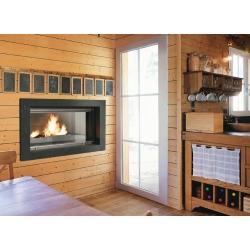 Foyer fermé à bois Laudel 1100 GRANDE VISION