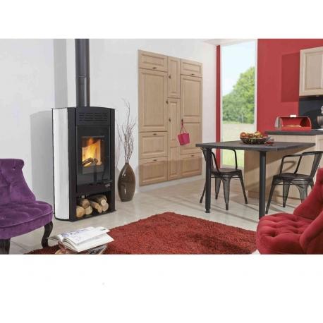 poele bois tanche godin styldesign 400194 sur po le et. Black Bedroom Furniture Sets. Home Design Ideas