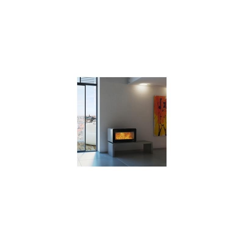 ne manquez pas ce po le bois scandinave lotus living. Black Bedroom Furniture Sets. Home Design Ideas