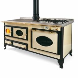 cuisinière mixte wekos 165 LGE / SF Rustica santoreggia