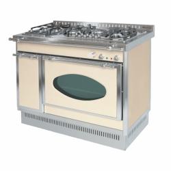 Cuisinière gaz wekos 120 GEI / SF / CST INOX