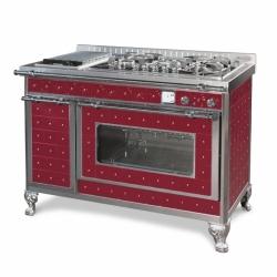 Cuisinière gaz wekos 120 GEP / CST Inox