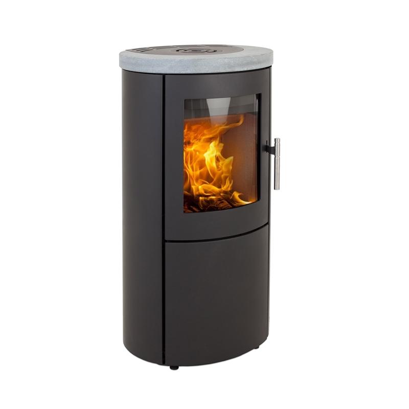 achetez bon prix ce po le bois scandinave heta scan. Black Bedroom Furniture Sets. Home Design Ideas