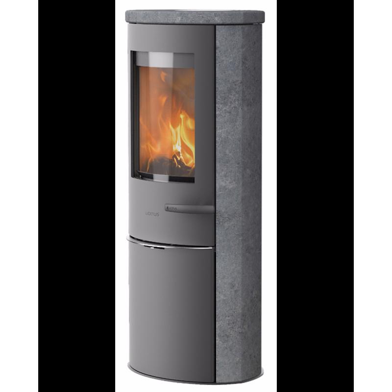 b n ficiez de la chaleur de ce po le bois scandinave. Black Bedroom Furniture Sets. Home Design Ideas