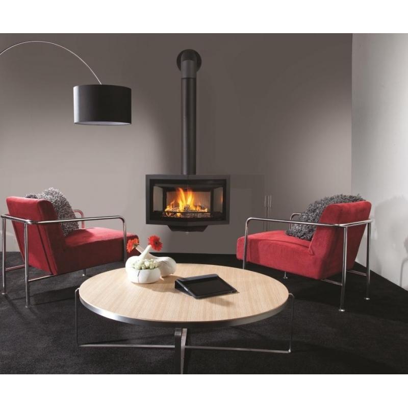 chemin e m tallique wanders black diamant. Black Bedroom Furniture Sets. Home Design Ideas