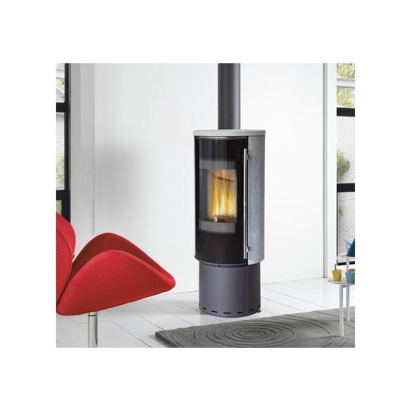d couvrez le po le bois turbo fonte opalis sur po le et ambiance. Black Bedroom Furniture Sets. Home Design Ideas