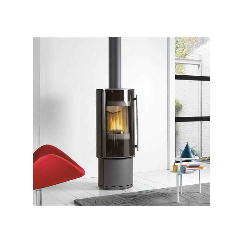 d couvrez le po le bois turbo fonte opalis sur po le et. Black Bedroom Furniture Sets. Home Design Ideas