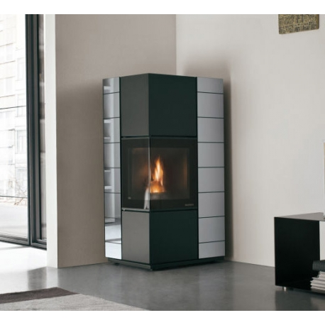 po le granul s palazzetti ecofire eldora 9 kw. Black Bedroom Furniture Sets. Home Design Ideas