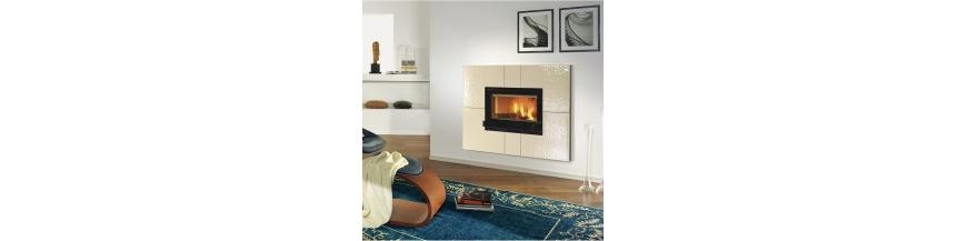 profitez de nos prix direct usine sur foyers ferm s bois nordica po le ambiance. Black Bedroom Furniture Sets. Home Design Ideas